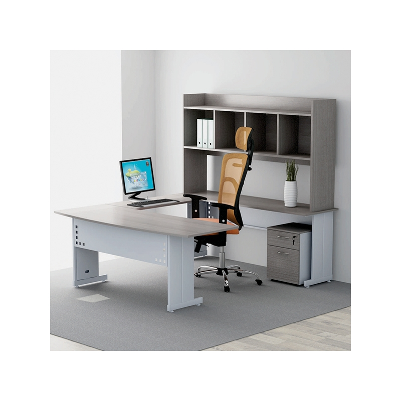 Oficina completa ofxlsc 5 muebles express for Modulos para oficina